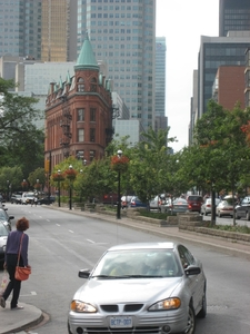 23/9/2009: Toronto - strijkijzerbuilding