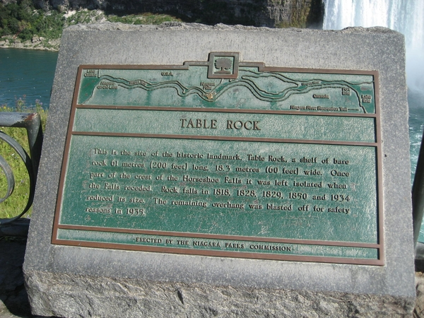 De uitleg over table rock
