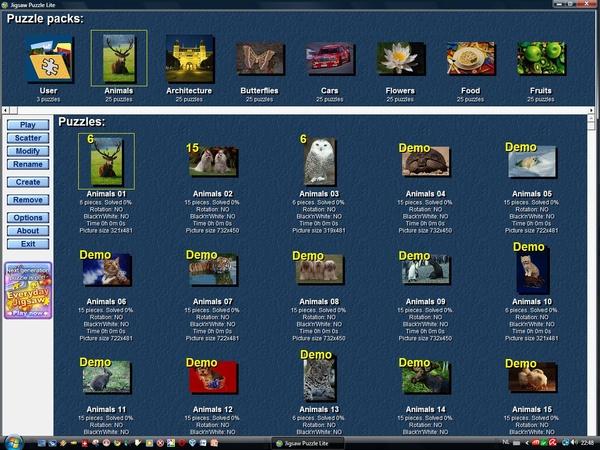 Puzzels maken op de computer spaces computer 2 gratis for Plattegrond maken op de computer