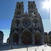 2009_08_23 013ABC-pano Laon - kathedraal voorkant