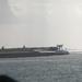 Sloehaven met boot  D 004
