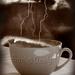 koffietas werkje uit creative