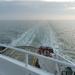 2009_10_31 011 Duinkerken-Dover - buiten - kielzog boot