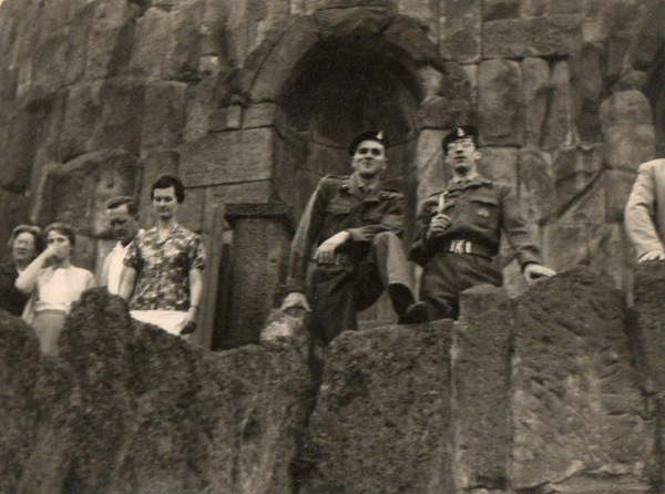 Soldaat-milicien Jos Ghys