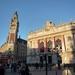 Lille _Place du Theatre _kerstsfeer met nieuwe beurs en opera _P1