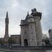 Lille _Porte de Paris en stadhuis _P1050105