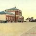 101664 Heerenveen station ca 1900 stempel 1905