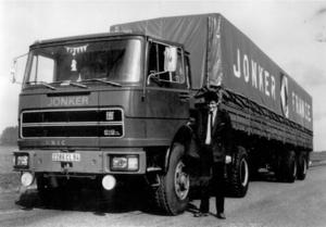 Jonker - France   Chauffeur; Klaas van der Veen