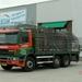 Truckje  met ijzer
