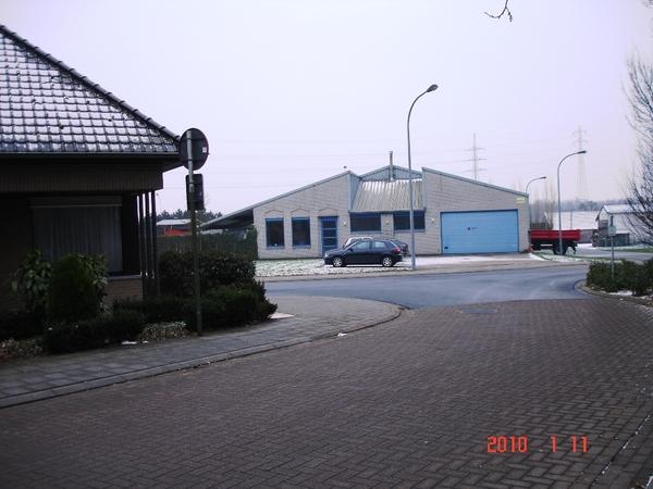 Gemeente depot.