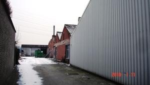 Gibo gebouw,word afgebroken.