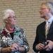 Burgemeester en Bep Overbeek