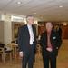 Burgemeester met Herman Roos