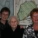 Corrie,Jannie en Jopie de Cloe