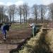 Keline grondwerken aanleg terrein frezen ploegen