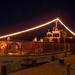 Nachtboot voor vuurwerk Nationale Feestdag