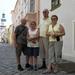 Vriendenfoto in Sopron