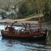 Boot varen in de dordogne
