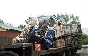 Ongeval bij Zuidhorn
