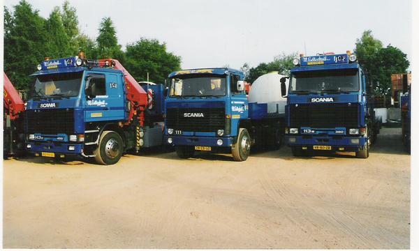 Line up Lesterhuis