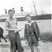 Passagierboot Belgenland St Anna strand 1933