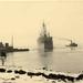 Sleepboten URS op de Schelde 1954