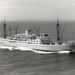 Charleville op de Noordzee, prachtig cargo-passagier schip