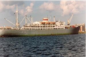 Sept 1989 Georg Buchner in Rostock