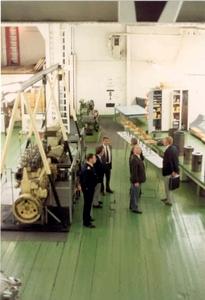 Georg Buchner '89  - leerruimte werktuigkundigen