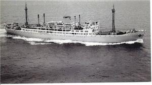 Congoboot passagierschip  Elisabethville