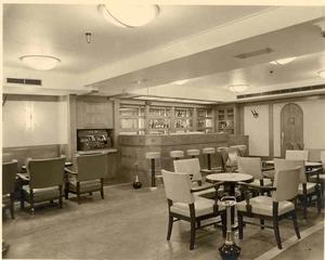 Charlesville origineel interieur - de bar