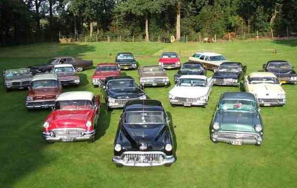 Afbeelding auto�s jaren �60