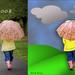 cartoon getekend van foto voor en na1
