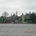 huizenrij in Zaandam