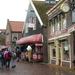straatje in Volendam