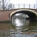één van de duizend bruggetjes in Amsterdam