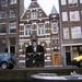 herenhuis langs de grachten in Amsterdam