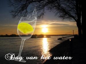 dag van het water