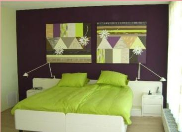 slaapkamer zwarte muur - de mooiste interieurfotos - Gratis foto ...