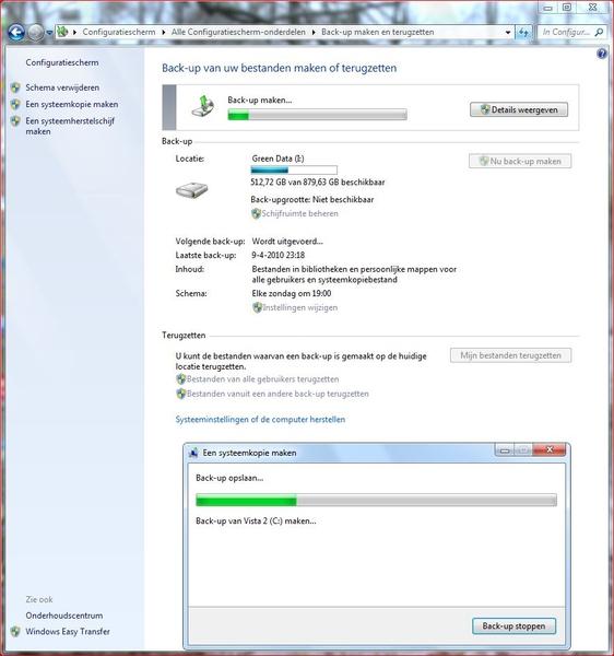 Herstel cd maken en een volledige besturings systeem c kopie spaces computer 4 gratis foto - Een verwijderbare partitie maken ...