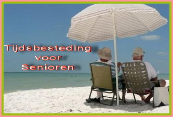 Afbeelding: Tijdsbesteding voor Senioren