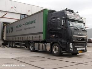 Klaas Boerema - Uithuizermeeden   BV-NP-98