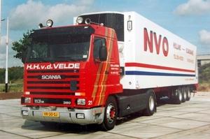 Van der Velde - Nieuwe Pekela       VR-30-SJ