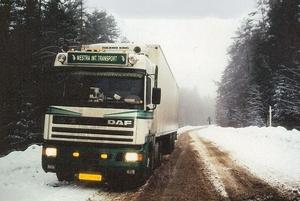 Westra  -  Dokkum   VV-28-KN   Autobahn Leningrad-Moskou 1992