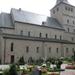 Kerk in Elten, de plaats was Duits toen Nederlands en nu weer Dui
