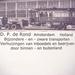 1955 D P de Rond bijz en zware transporten