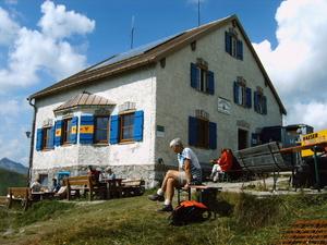 Leutkircherh�tte 2261 m