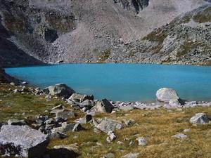 Mittelberglesee 2446 m