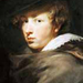 De jonge Van Dijck door Rubens