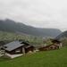 het uitzicht vanuit de vakantiewoning.(Silvrettablick.at. )